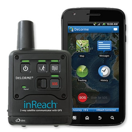 DeLorme InReach