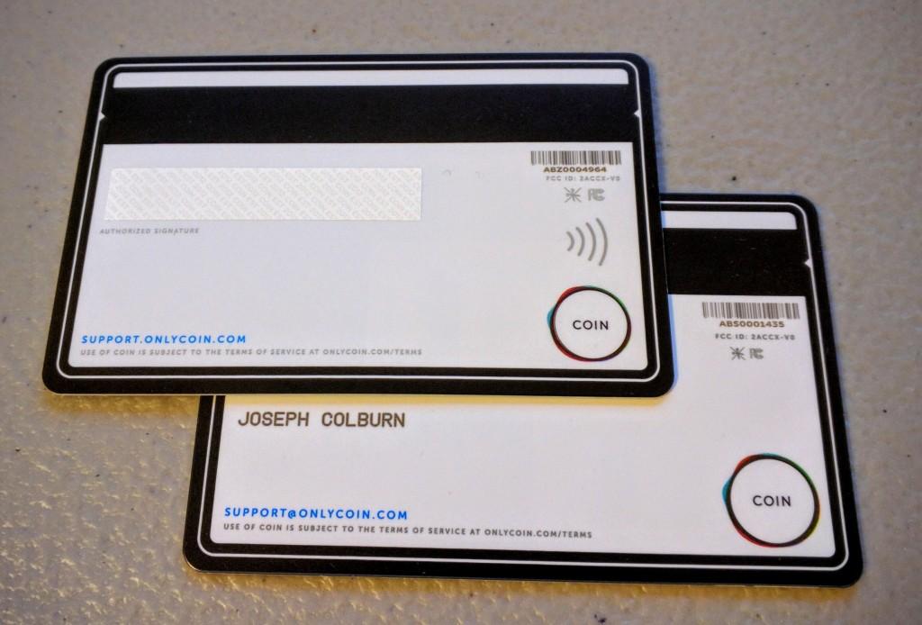 Coin Digital Credit Card